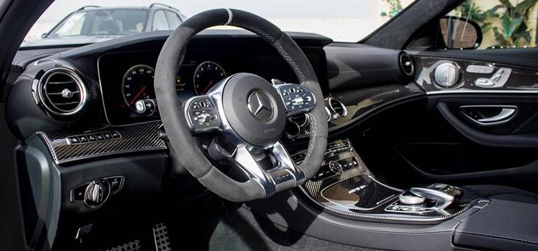 MercedesAMGE63