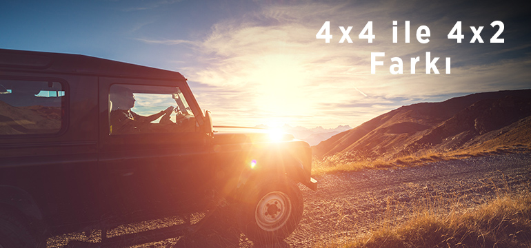 4x4 4x2