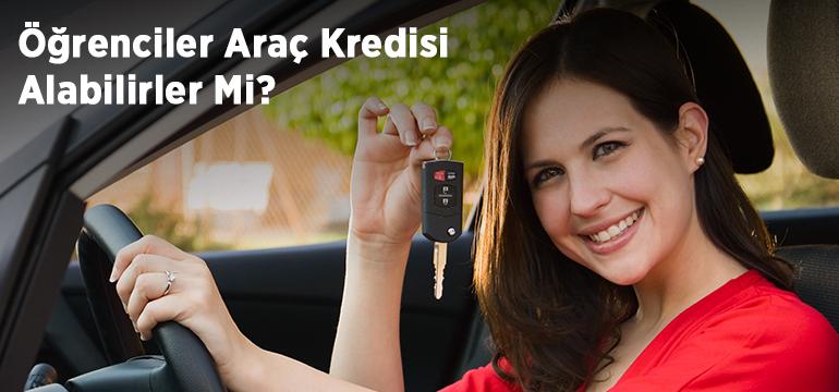 öğrenci araç kredisi